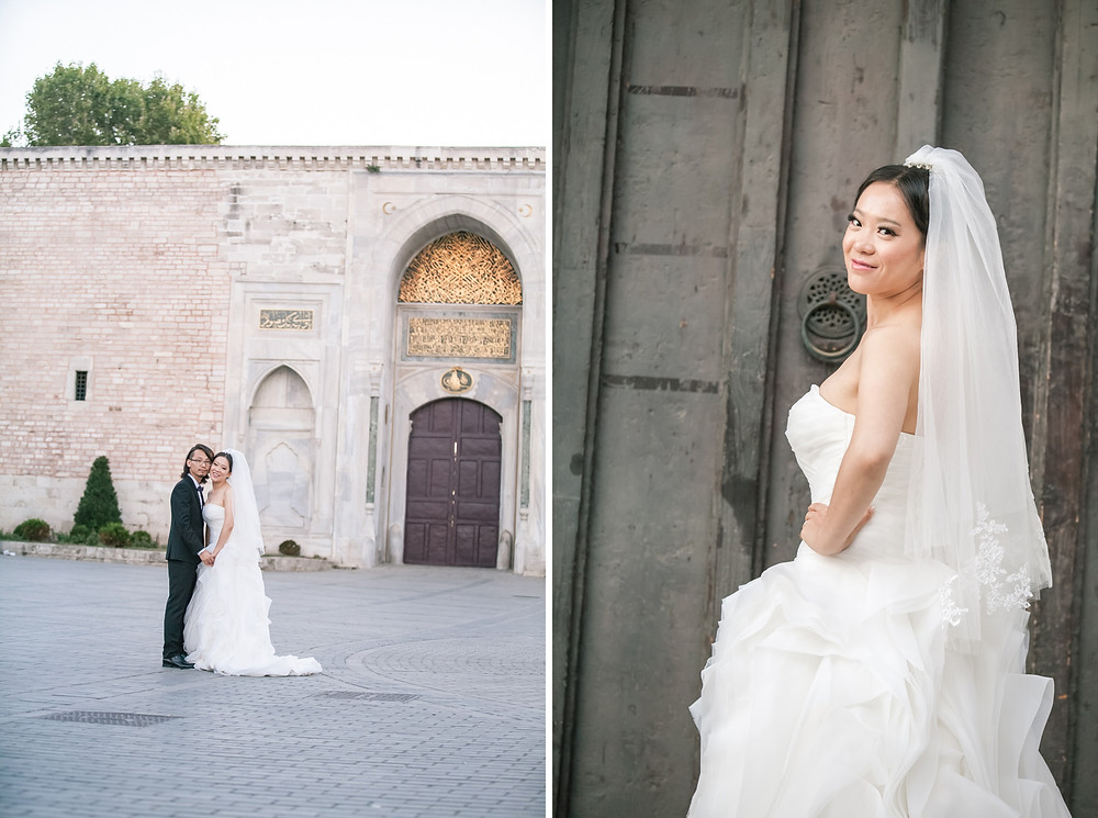istanbul sultanahment prewedding photography