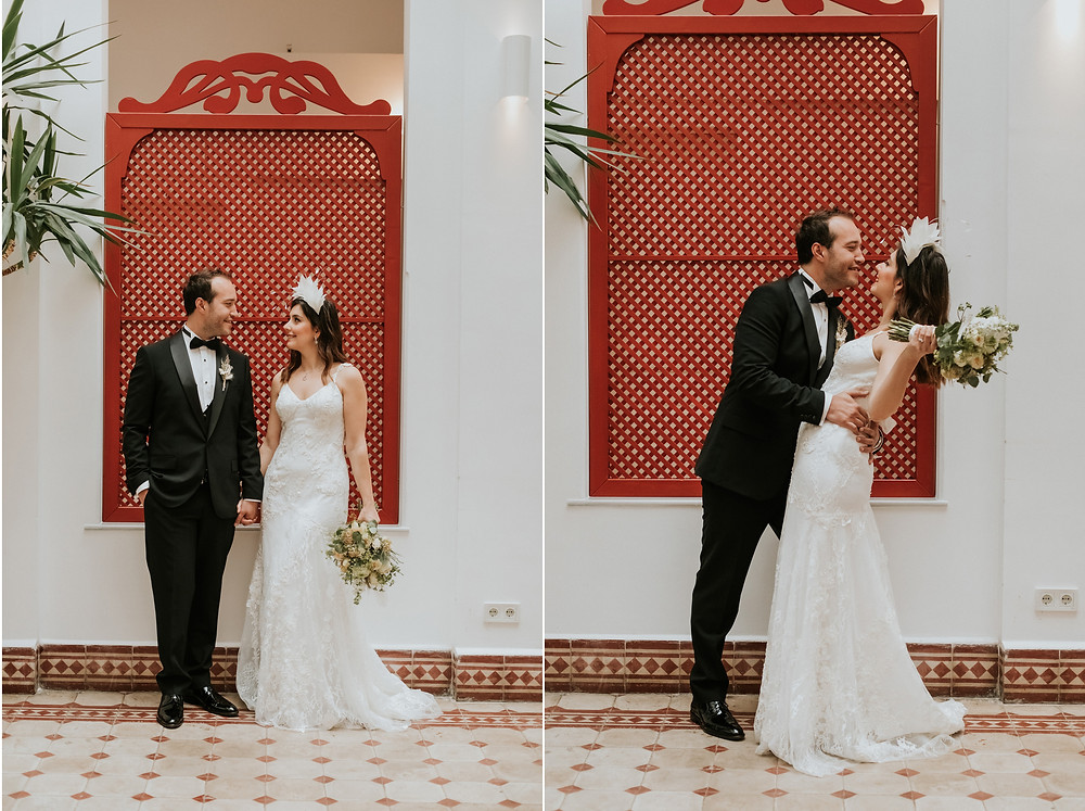 Istanbul best wedding photos