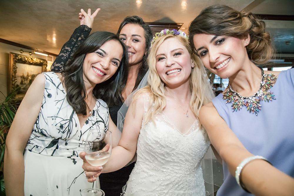 istanbul tekne düğün fotoğrafları