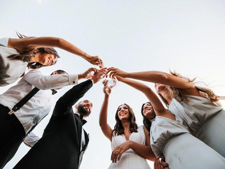 Covid-19 koronavirüs sorunsalı: düğünü ertelemek