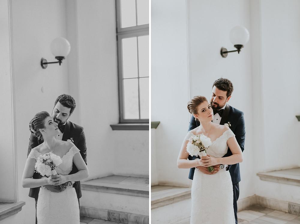 İTÜ Taşkışla düğün fotoğraf