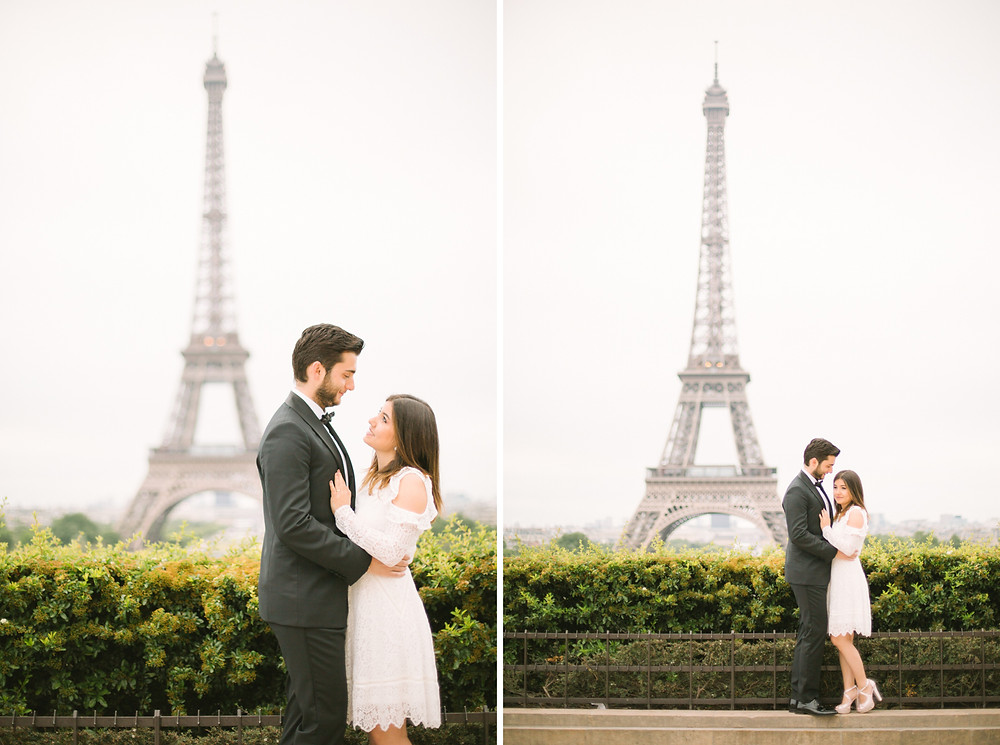 Paris save the date