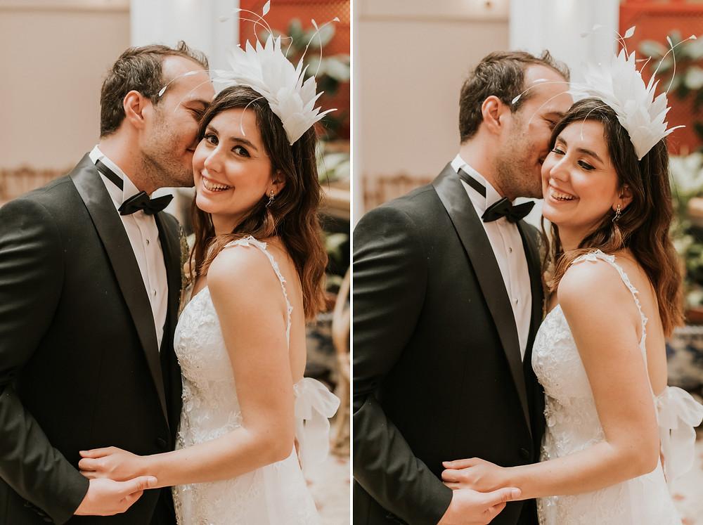 Büyükada Splendid Palas otel düğün hikayesi