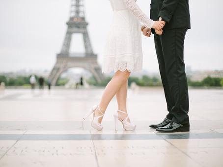Elif + Oğuz / Paris Düğün Fotoğrafları