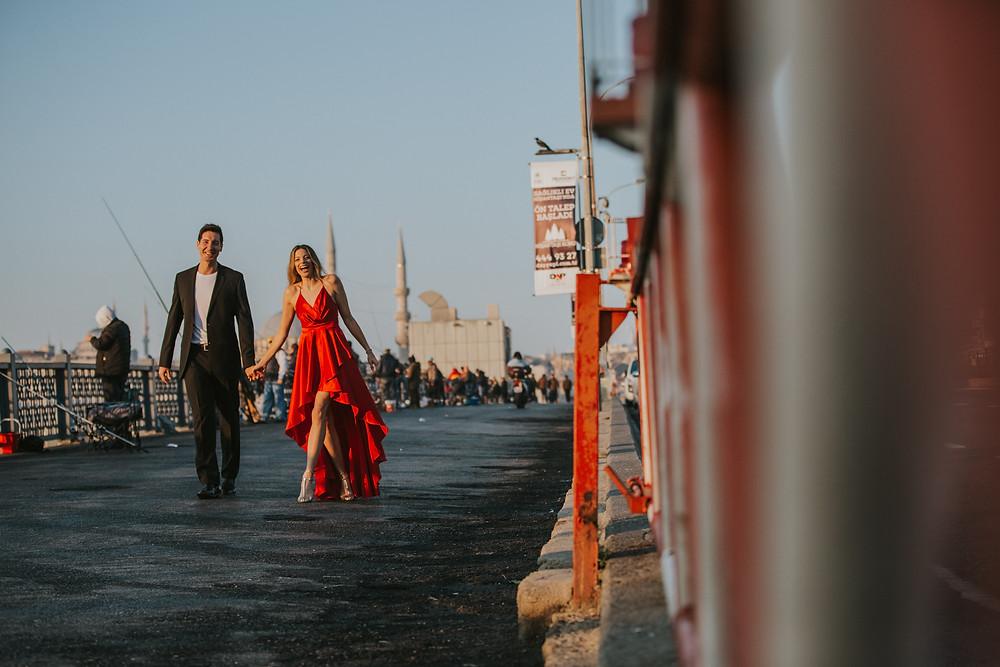 Galata dış çekim fotoğrafları