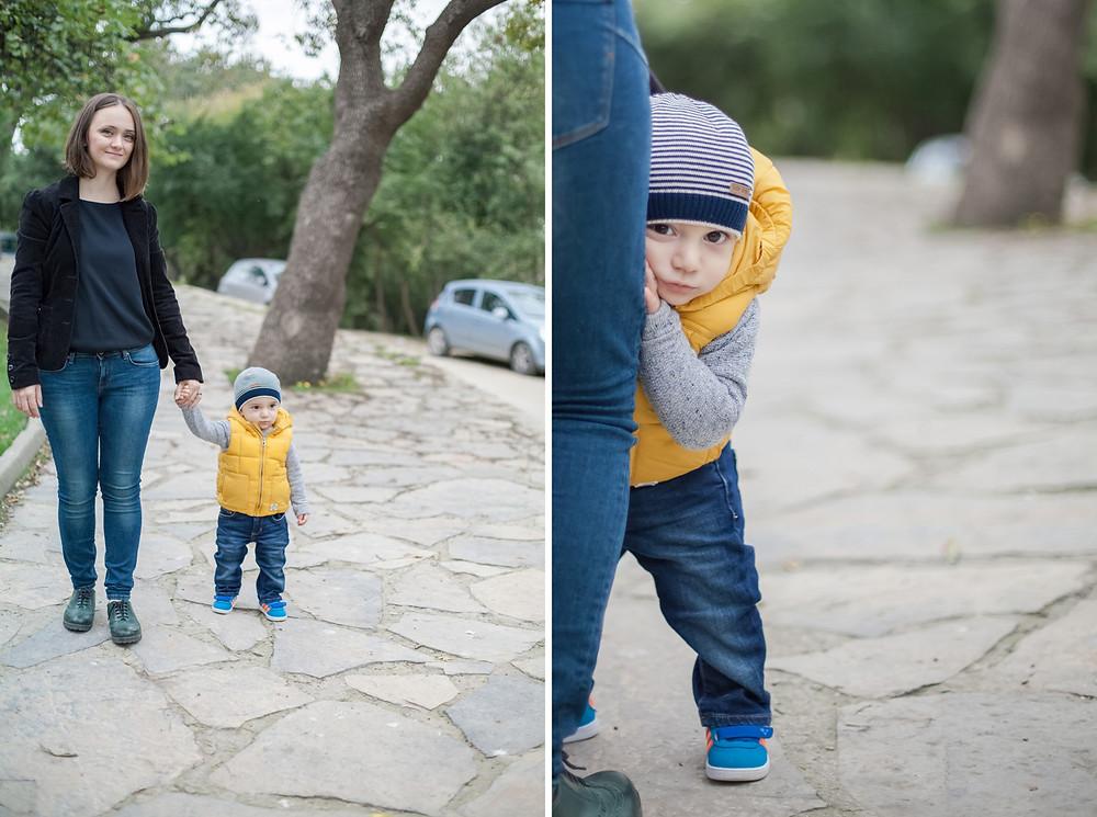 aile dış çekim fotoğrafçısı