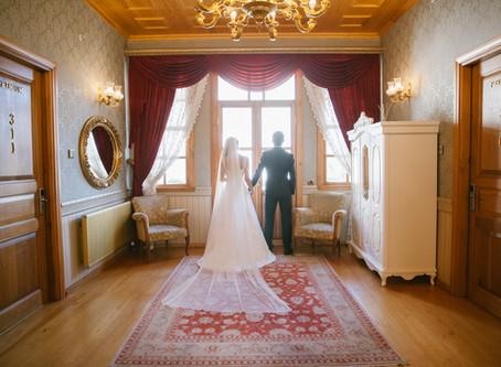 Melis + Samet / Büyükada Düğün Dış Çekim Fotoğrafları
