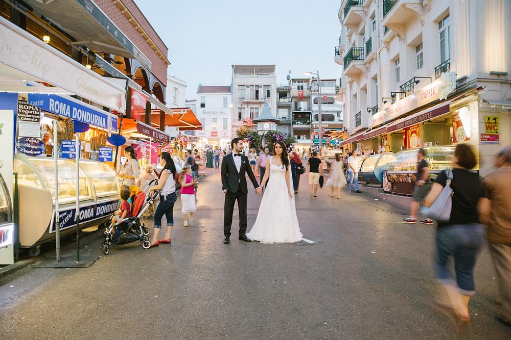 istanbul princes islands prewedding photographer