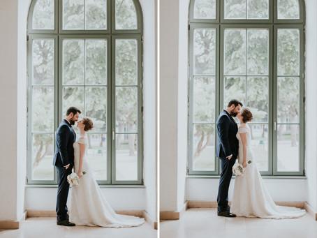 Öykü + Emre / İTÜ Taşkışla düğün fotoğrafları