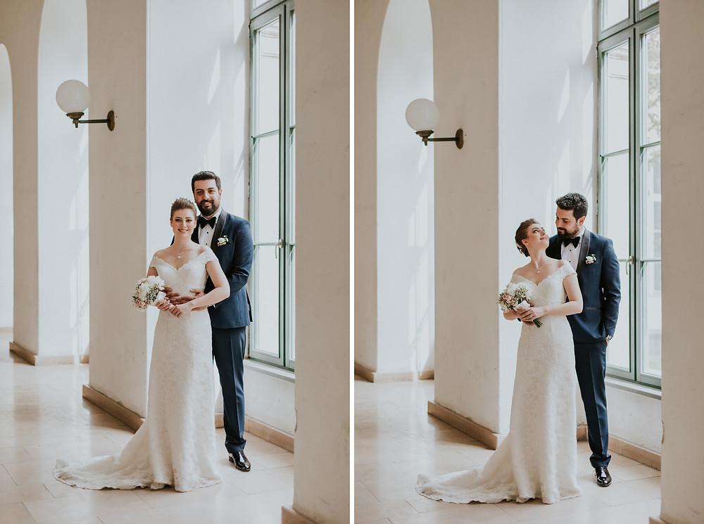 İTÜ Taşkışla düğün fotoğrafları