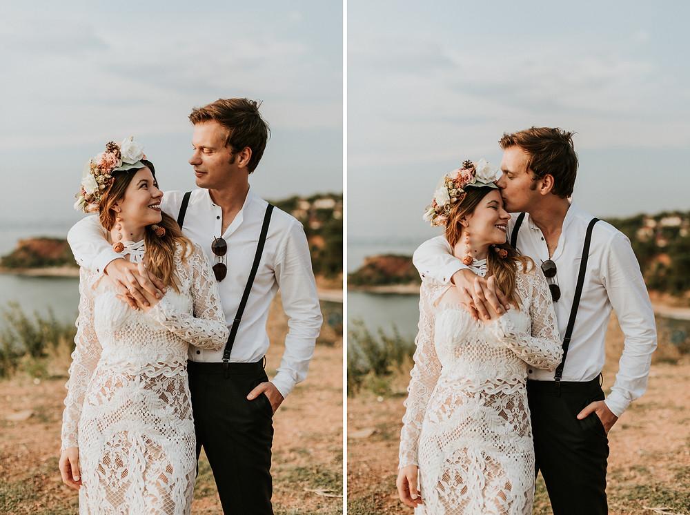 Istanbul prince islands pre wedding photos