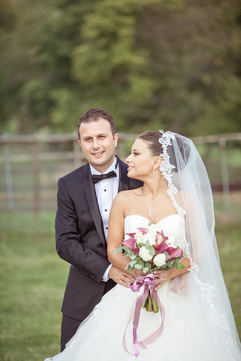 Polonezköy düğün çift çekimi fotoğrafları