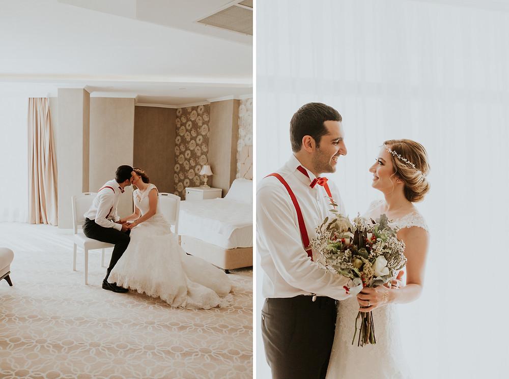 Lüleburgaz İzer otel düğün hikayesi