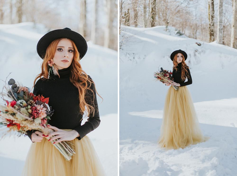 istanbul kış düğün fotoğrafçısı