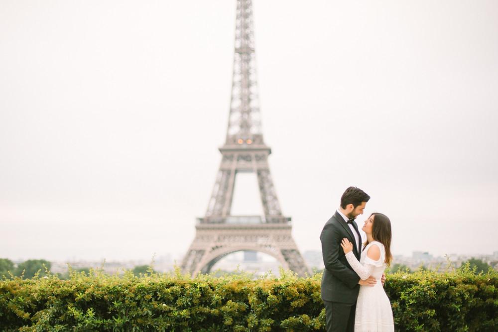paris balayı fotoğrafları