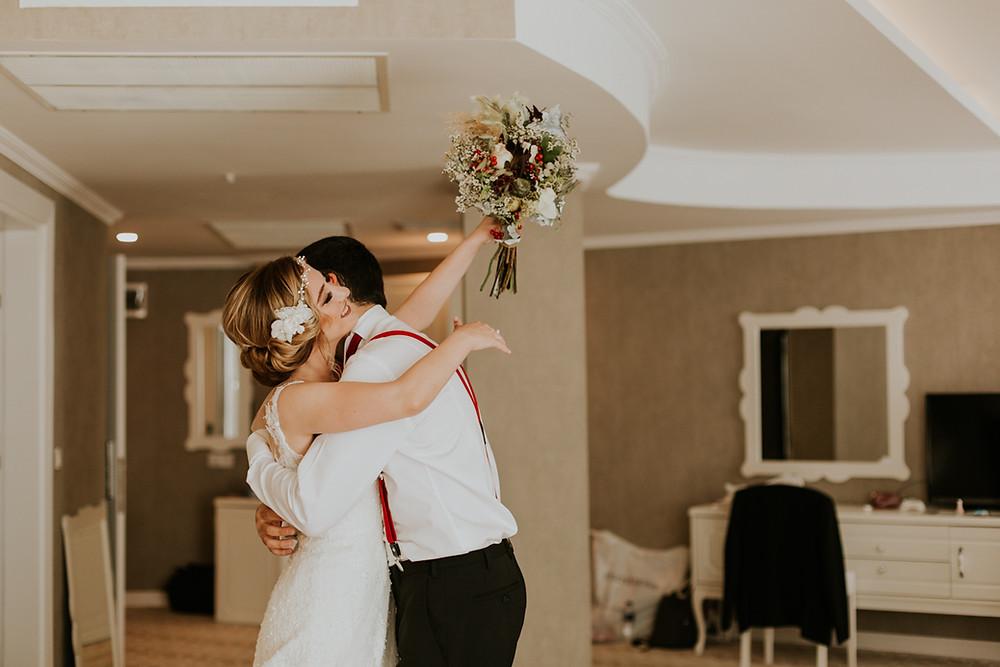 Lüleburgaz İzer otel düğün fotoğrafçısı