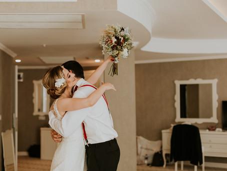 Lüleburgaz İzer Otel düğün fotoğrafları / Tülin & Mustafa