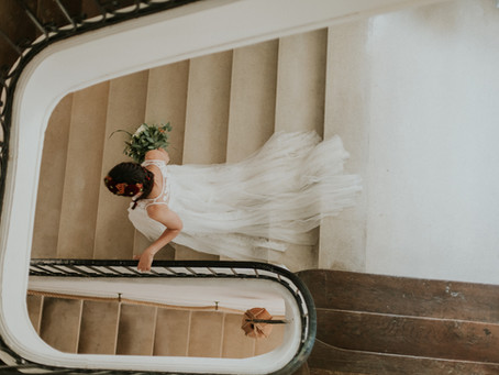A Chateau wedding in Bordeaux France / Derya & Guillaume