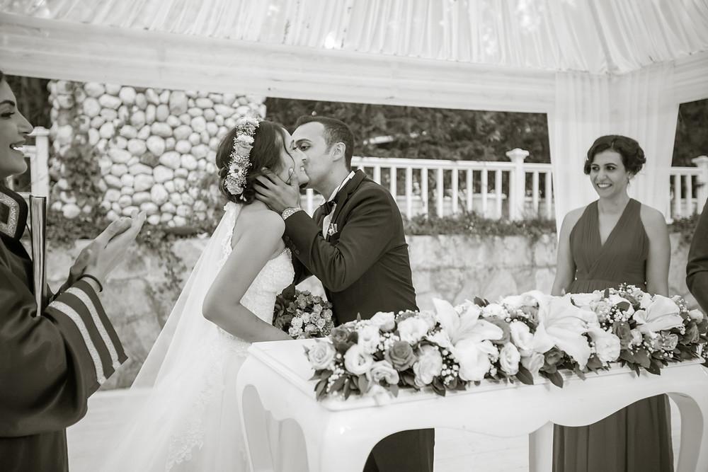 event garden wedding photography