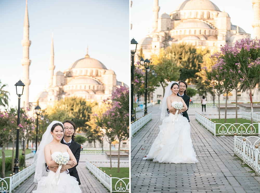 istanbul honeymoon photographer