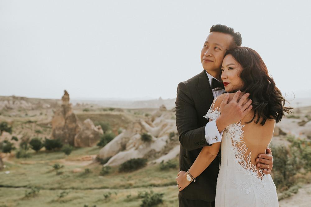 goreme pre wedding photography