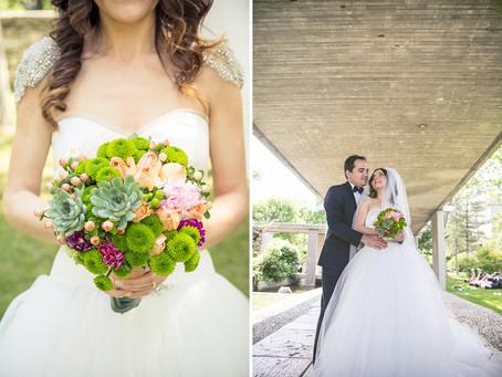 Duygu & Ali / Eğlence ve Aşk dolu bir Ankara düğünü