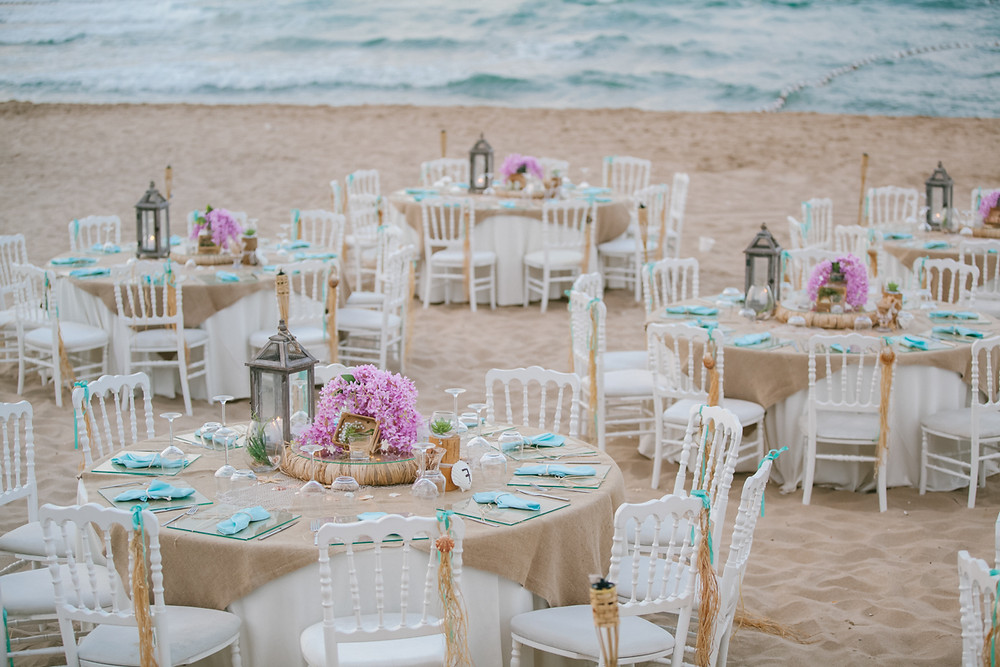 şile beach wedding photos