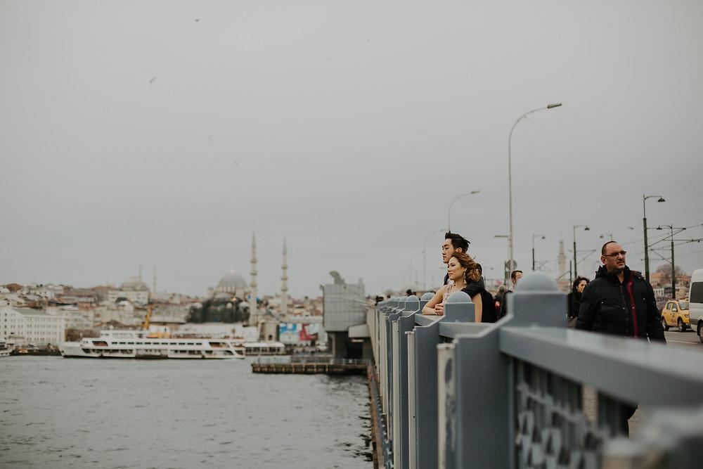 Istanbul engagement photographer