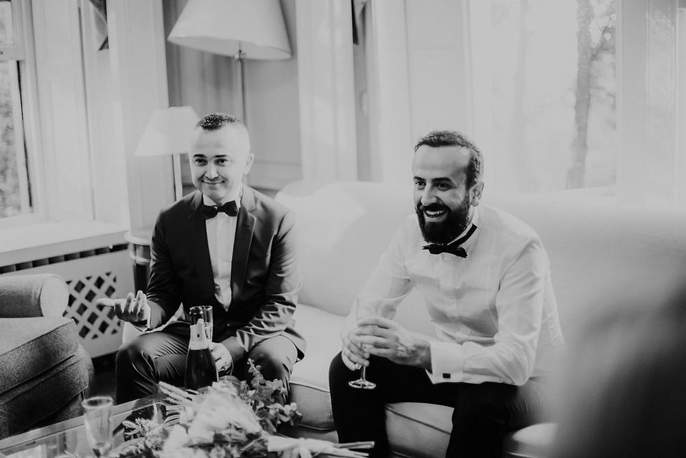 boğaziçi university kennedy lodge wedding photos