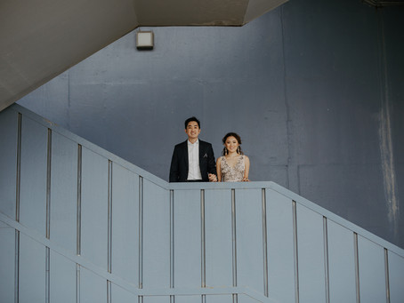Istanbul pre wedding photos / Zee & Melvin