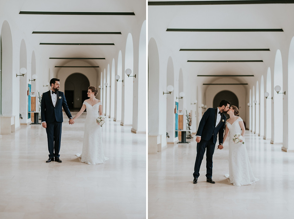 İTÜ Taşkışla düğün fotoğrafçısı