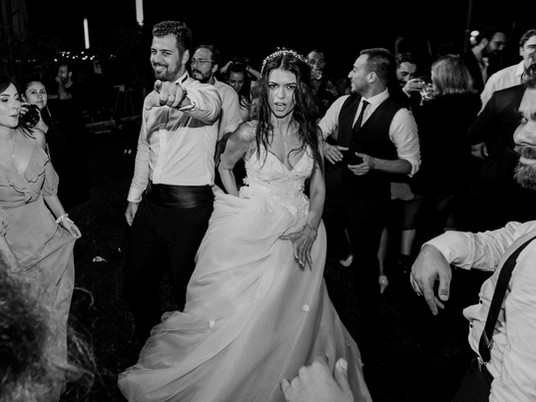 Fenerbahçe Khalkedon Restaurant düğün hikayesi / Nur & Alpaslan