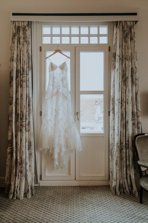 Splendid Palace Hotel düğün gelinlik