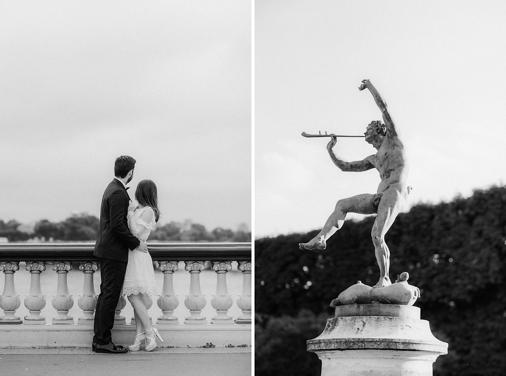 paris honeymoon photos