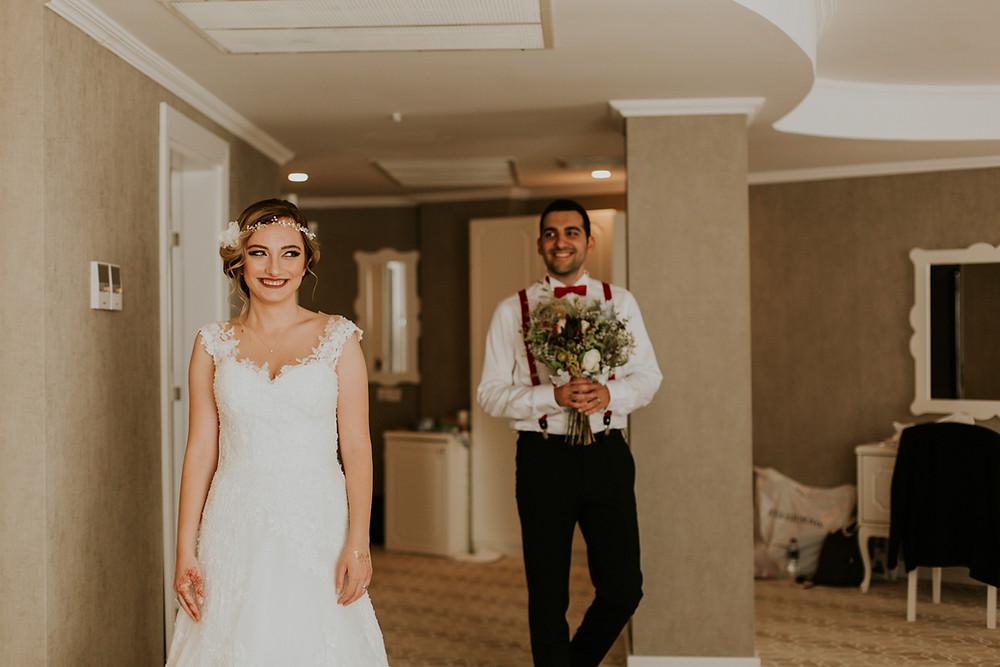 Lüleburgaz İzer otel düğün fotoğrafları
