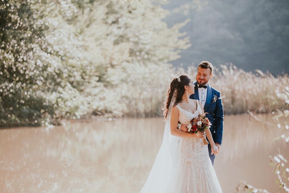 belgrad ormanı iskele düğün fotoğraf dış çekim