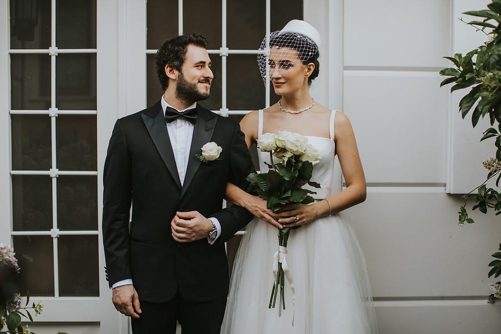 gamze biran hakan Yenigün düğün fotoğrafları
