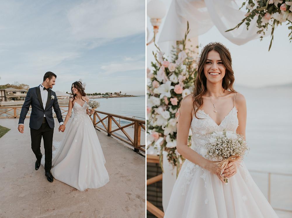 Fenerbahçe Khalkedon düğün fotoğrafları