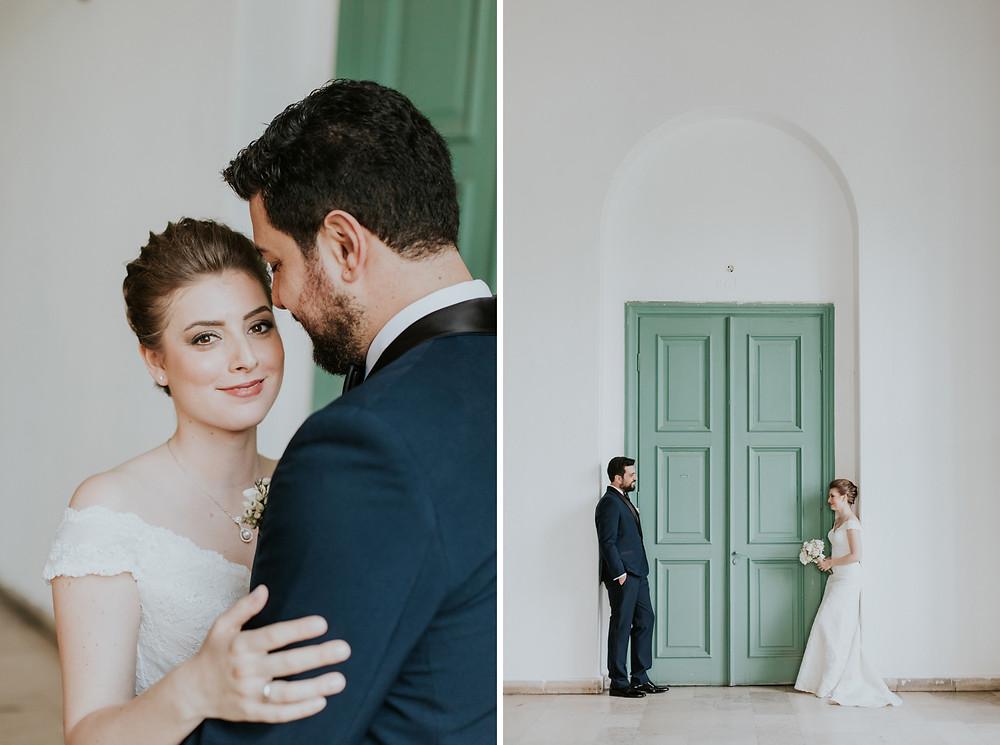 İTÜ Taşkışla düğün fotoğraf çekimi