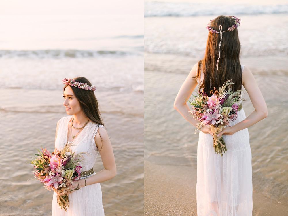 şile kumsal düğün fotoğrafları