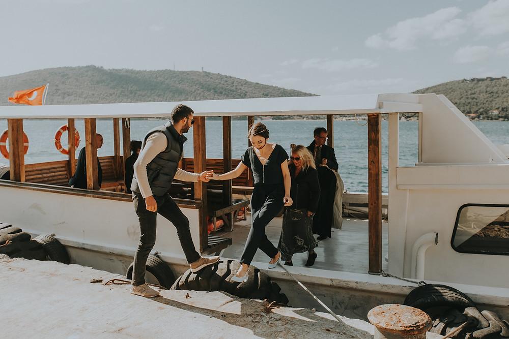 İstanbul Sedef Elio düğün fotoğrafları