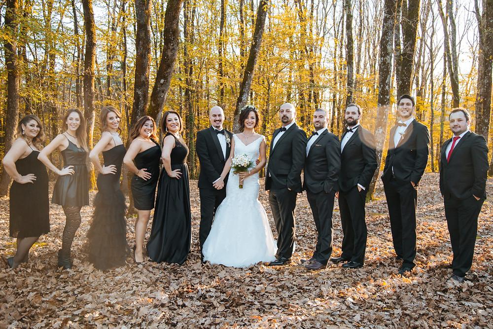 son bahar düğünü