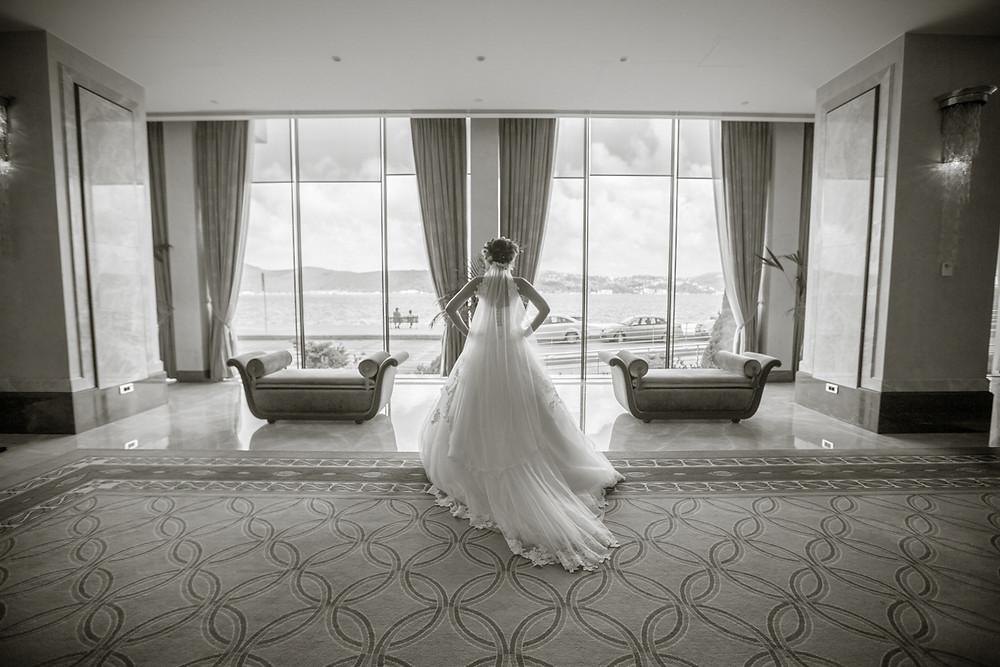 sarıyer grand Tarabya otel düğün fotoğrafçısı