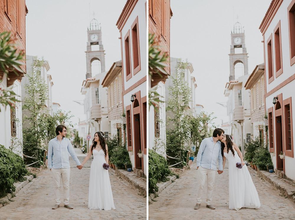 Bozcaada düğün belgeseli fotoğrafçısı