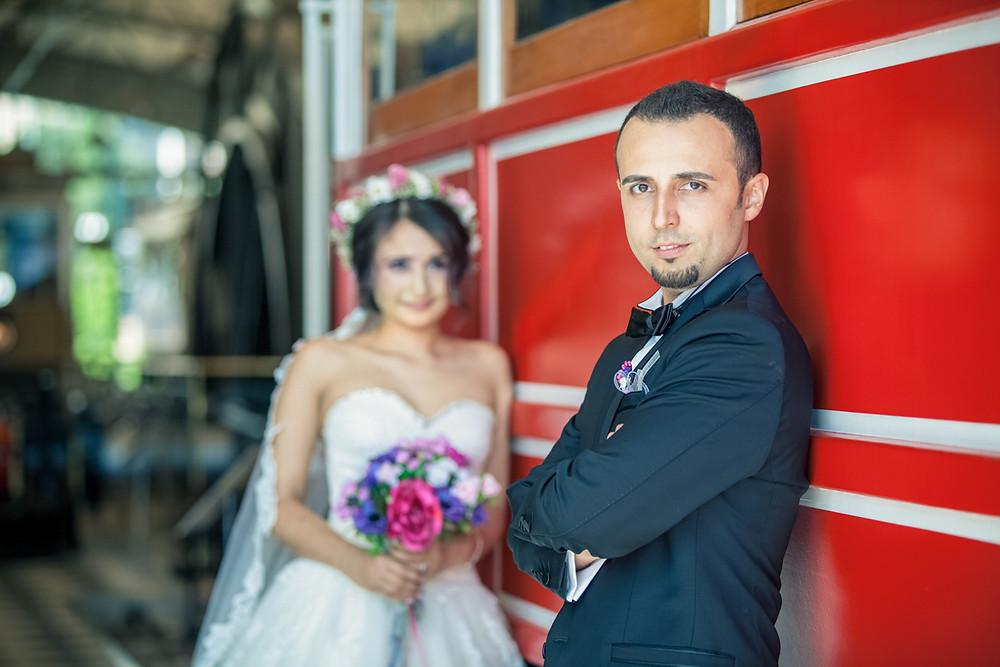 koç müzesi düğün fotoğrafları