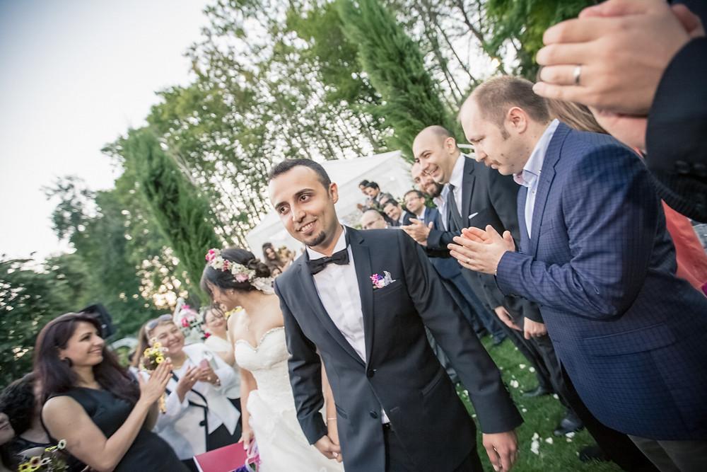 Sarıyer event garden düğün hikayesi