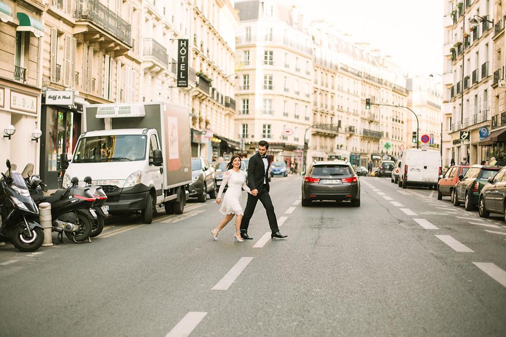 paris fotoğraf çekimi