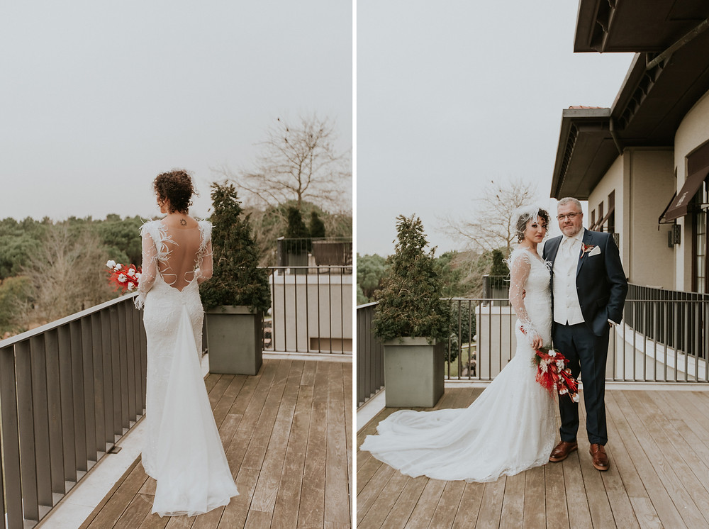 istanbul kemer country club wedding photos