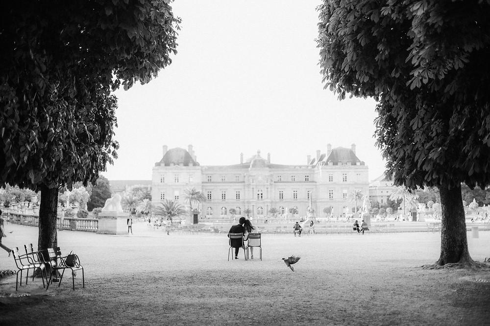 Paris photoshoot locations