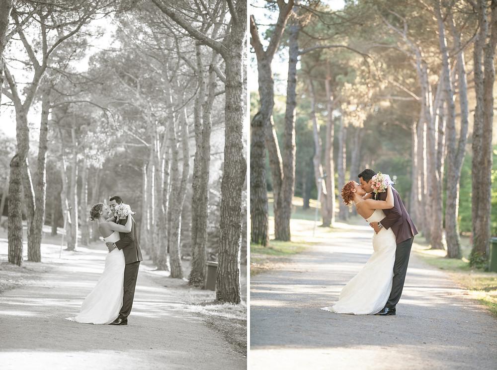 Sarıyer Atatürk Arboretum düğün fotoğrafları